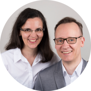 Andrea Kling und Sven Uftring